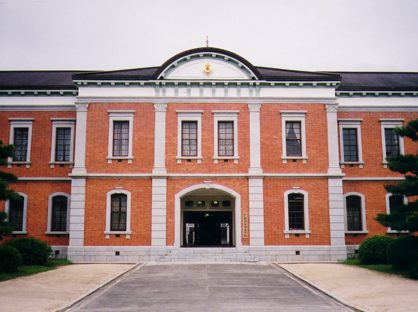 江田島海軍兵學校・赤レンガ