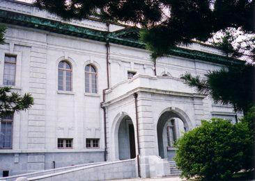 江田島海軍兵學校・大講堂2